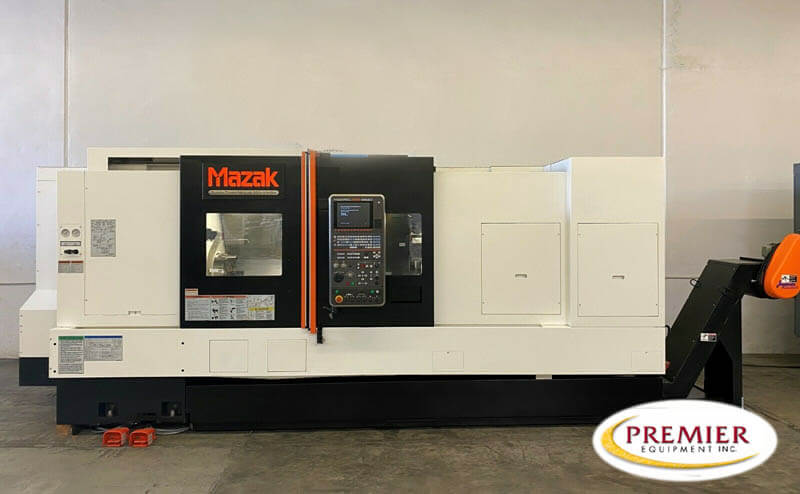 Mazak Nexus 350MSY-II Multi-Axis CNC Turning Center