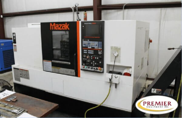 Mazak QT Smart 250M
