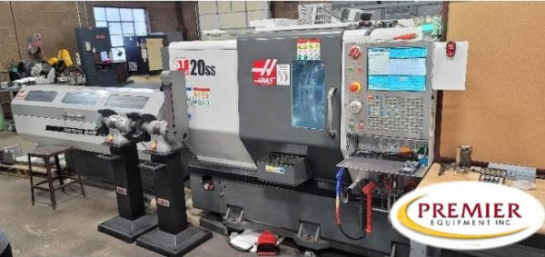 Haas ST20SS CNC Turning Center