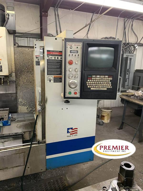 Fadal VMC15XT CNC Mill