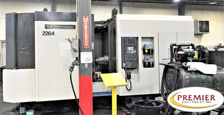 Mazak FH6000 CNC Horizontal Machining Center