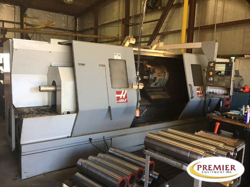 Haas SL-40LB CNC Turning Center