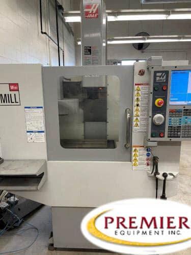 Haas Mini Mill CNC Mill
