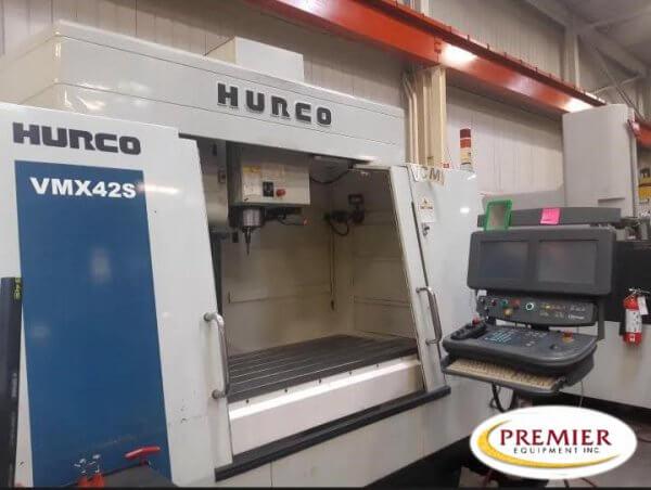 Hurco VMX42S CNC VMC