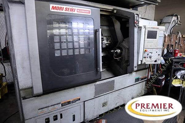 Mori Seiki NLX-2500SY/700 CNC Multi-Axis Lathe