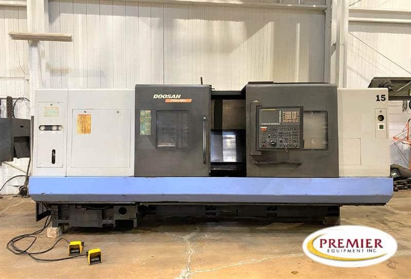 Doosan Puma 480L CNC Turning Center