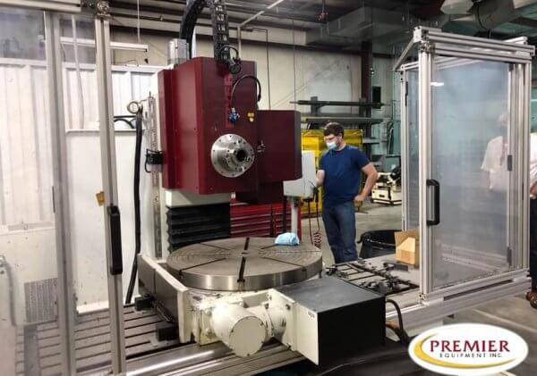 Fryer HR60 CNC Horizontal Machining Center