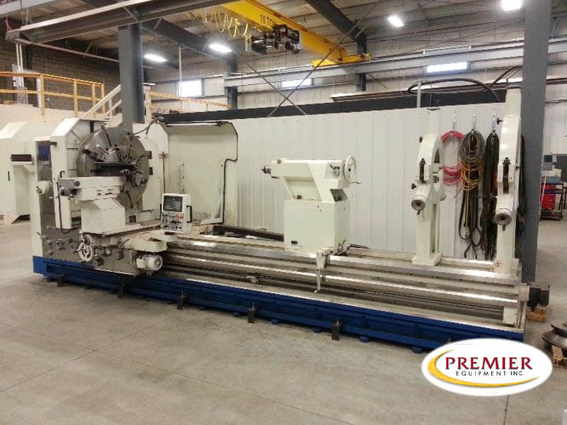 MEGABORE PB70 Heavy Duty Manual Lathe