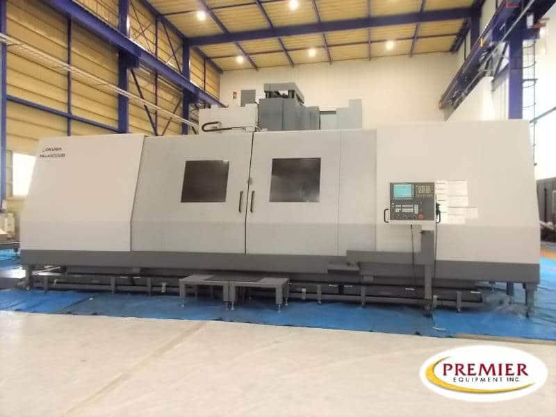 Okuma Millac 1052VII CNC Vertical Machining Center