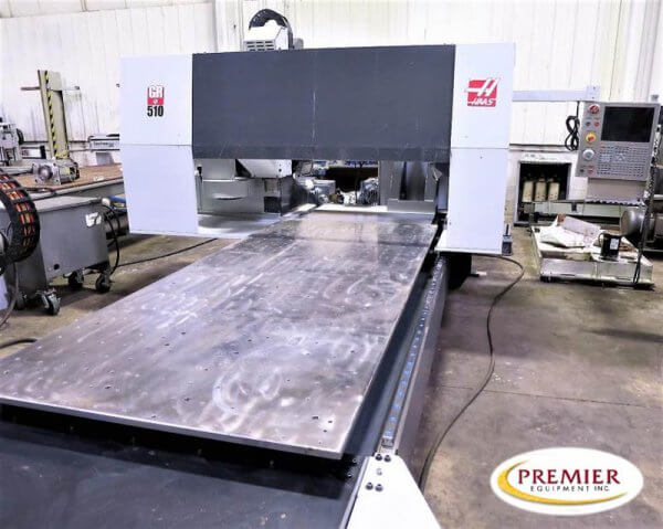 HAAS MODEL GR510 3-AXIS CNC ROUTER VERTICAL