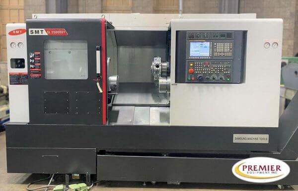 SAMSUNG SL2500BSY CNC TURNING CENTER