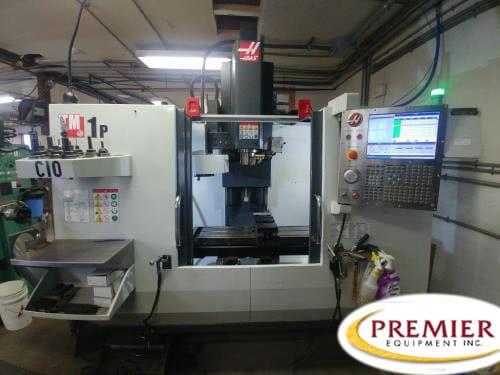 Haas TM1P CNC Tool Room Mill