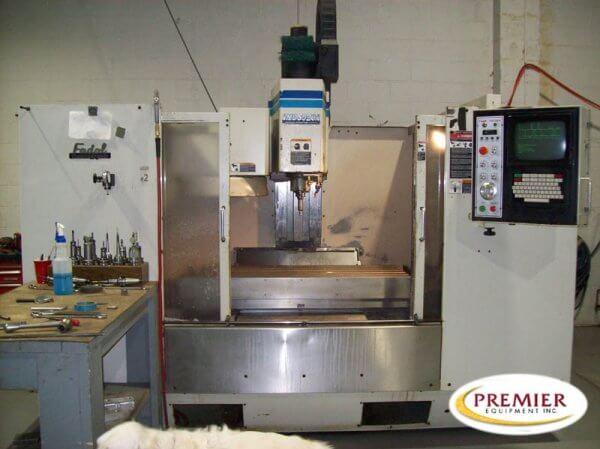 Fadal VMC5020AHT CNC Vertical Machining Center