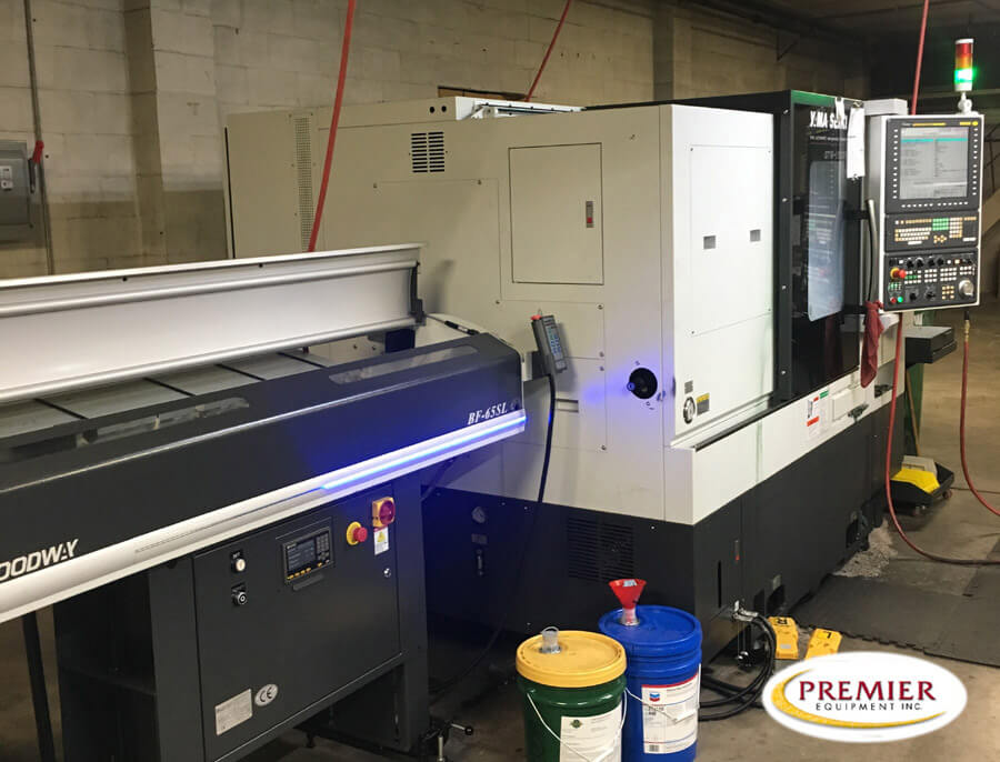 Yama Seiki GTW1500Y Turret / Gang Tooling Multi-Axis CNC Turning Center