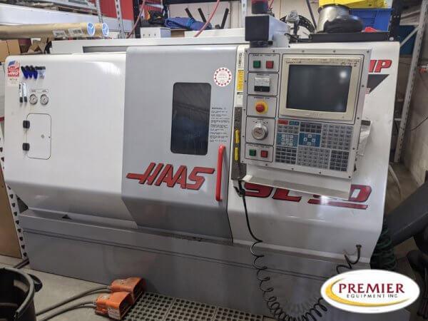 Haas SL20T CNC Lathe