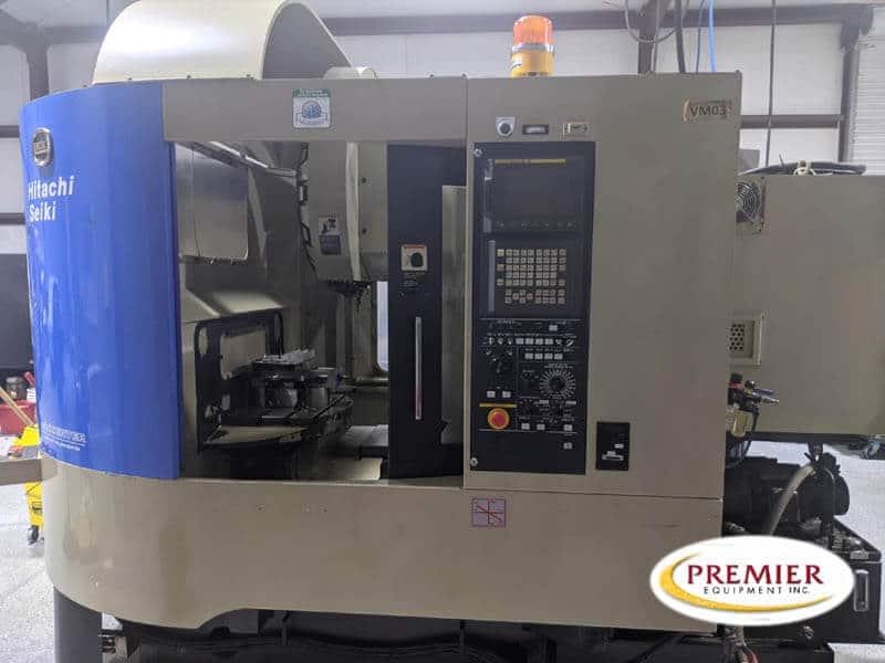 Hitachi Seiki DS250 CNC Drill and Tap