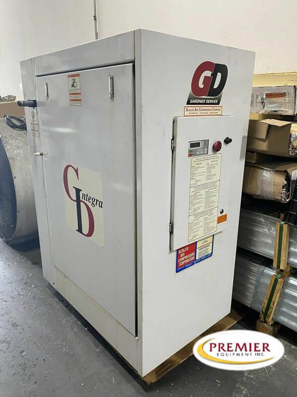 Gardner Denver ECF99A Rotary Screw Compressor