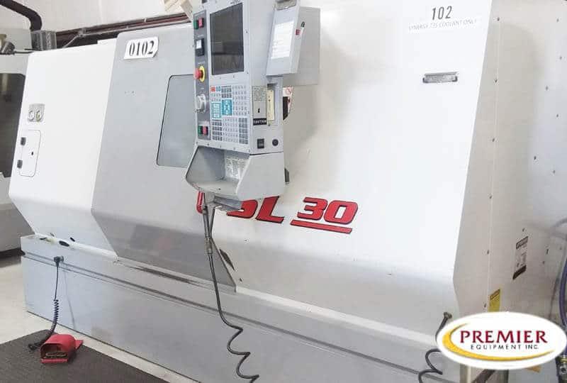 HAAS SL30T CNC Lathe