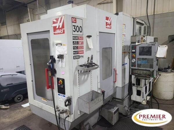 Haas EC300 CNC Horizontal Machining Center