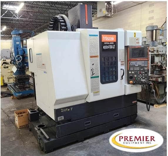 Mazak VCN410A-II CNC Mill
