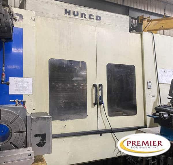 Hurco VMX64/50T CNC Vertical Machining Center