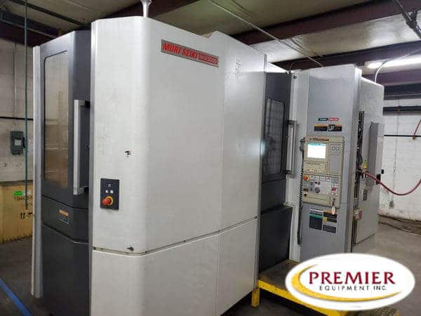 Mori Seiki NHX-5000 CNC Horizontal Machining Center