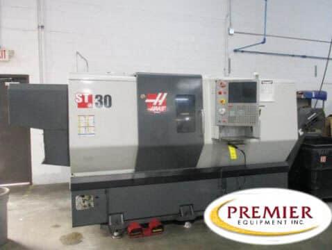 Haas ST30 Used CNC Lathe