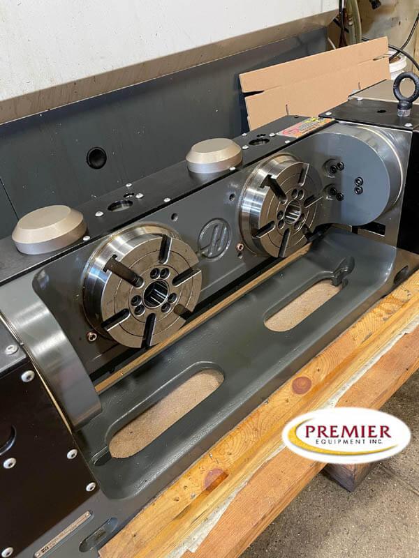 Haas TR160-2 Tilting Rotary Table