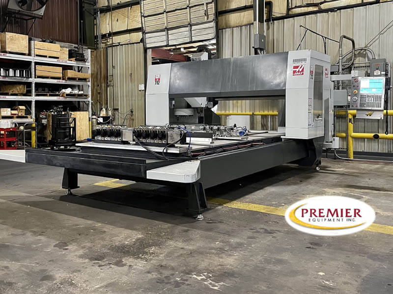 HAAS GR712 CNC Router