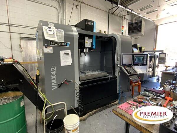 HURCO VMX42i XP CNC VERTICAL MACHINING CENTER