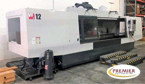 HAAS VF12 Vertical Machining Center