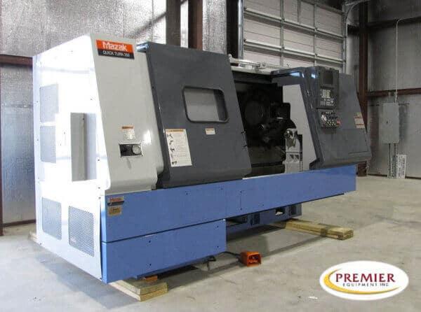Mazak QT350 CNC Lathe