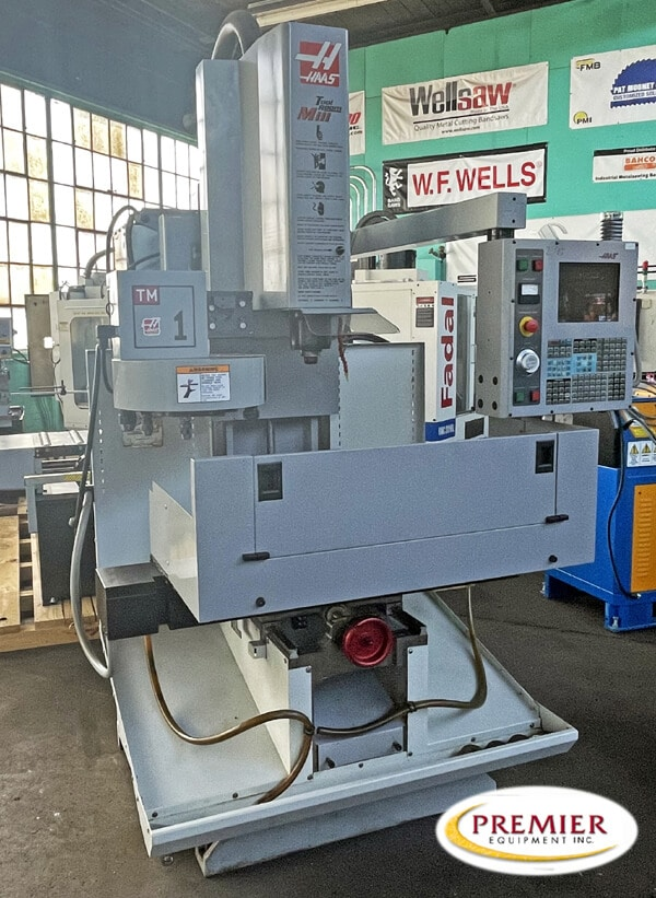 Haas TM1 for sale