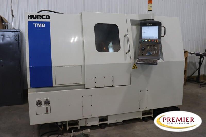 Hurco TM8 CNC Turning Center