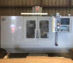 Haas TM3P CNC Tool Room Mill