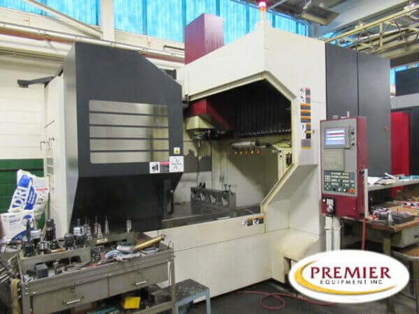 OKK VP9000 CNC Vertical Machining Center