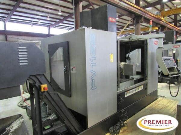 Toyoda FV1165 CNC Vertical Machining Center