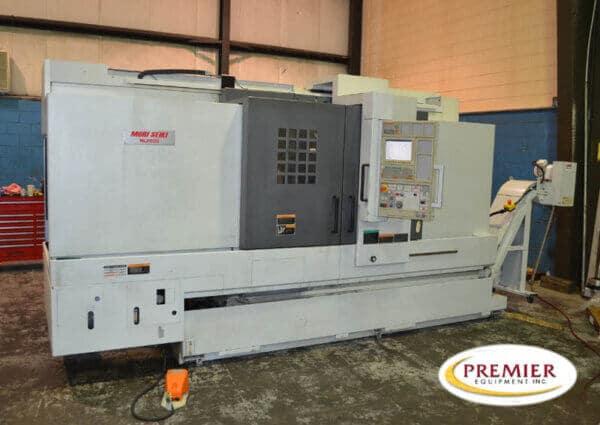 Mori Seiki NL-2500MC/1250 3-Axis CNC Turning Center