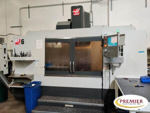 Haas VF6 CNC Mill
