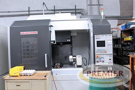 MORI SEIKI DURAVERTICAL 5100 Used CNC Mill