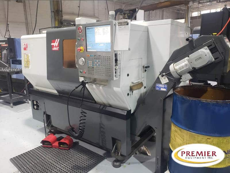 HAAS ST10T CNC TURNING CENTER