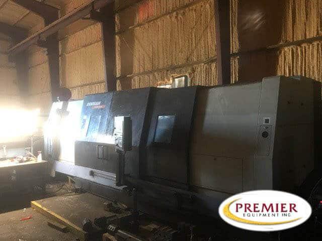 Doosan Puma 800LB CNC Turning Center