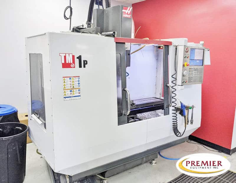 Haas TM1P for sale