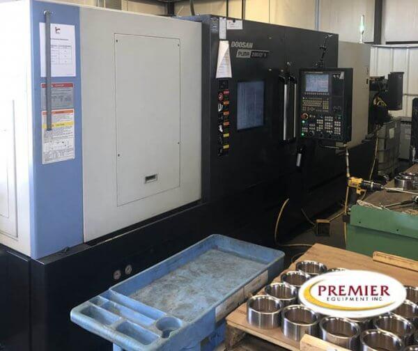 Doosan Puma 3100XLY Multi-Axis CNC Turning Center