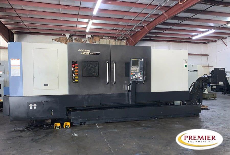 Doosan Puma 3100XLY Multi-Axis CNC Lathe