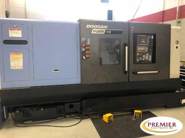 Doosan Puma 5100C CNC Turning Center