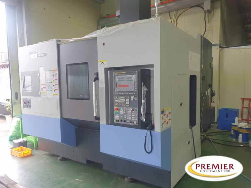 Doosan VC630-5AX Simultaneous 5-axis vertical machining center
