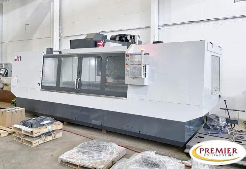 HAAS VF11 CNC Mill