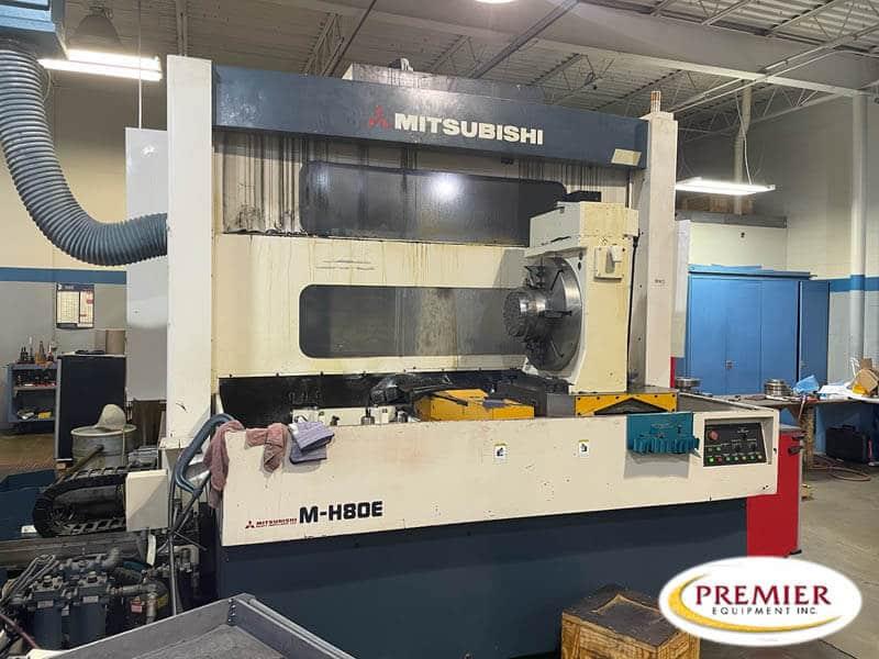 Mitsubishi M80E CNC Horiozntal Machining Center