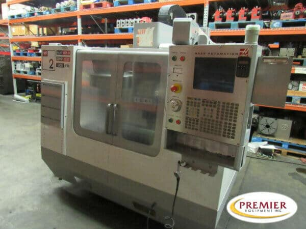 Haas vF2D Used CNC Mill